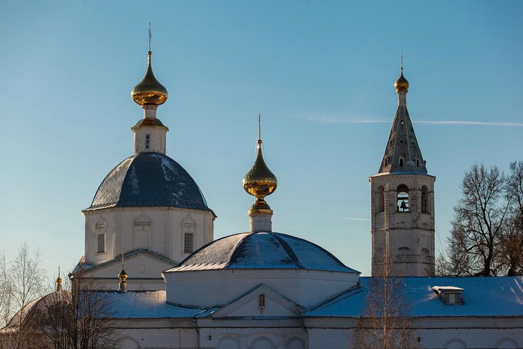 Деревня Санино, Свято-Никольский женский монастырь 12