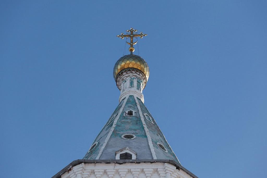 Деревня Санино, Свято-Никольский женский монастырь 15