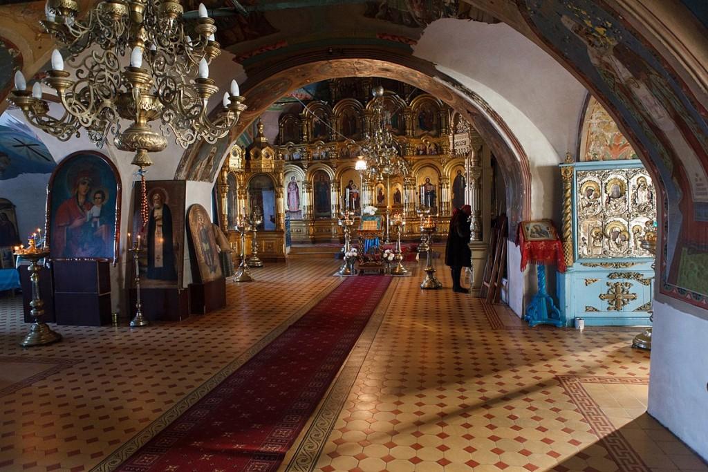 Деревня Санино, Свято-Никольский женский монастырь 19