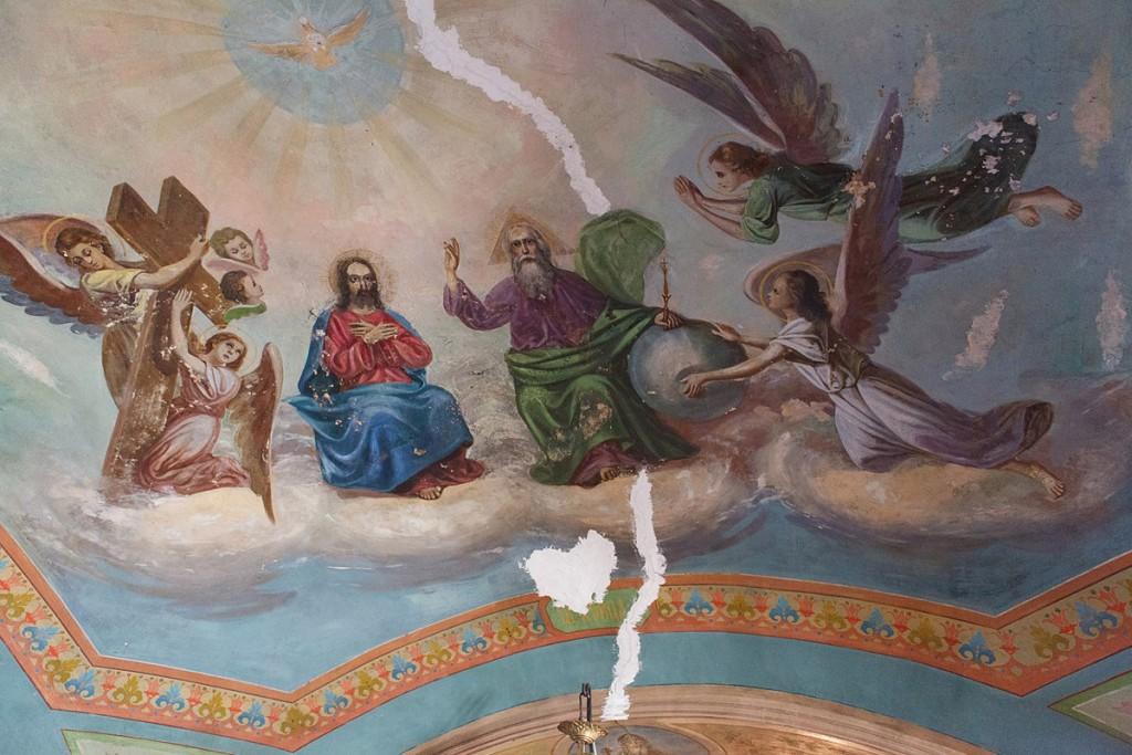 Деревня Санино, Свято-Никольский женский монастырь 20