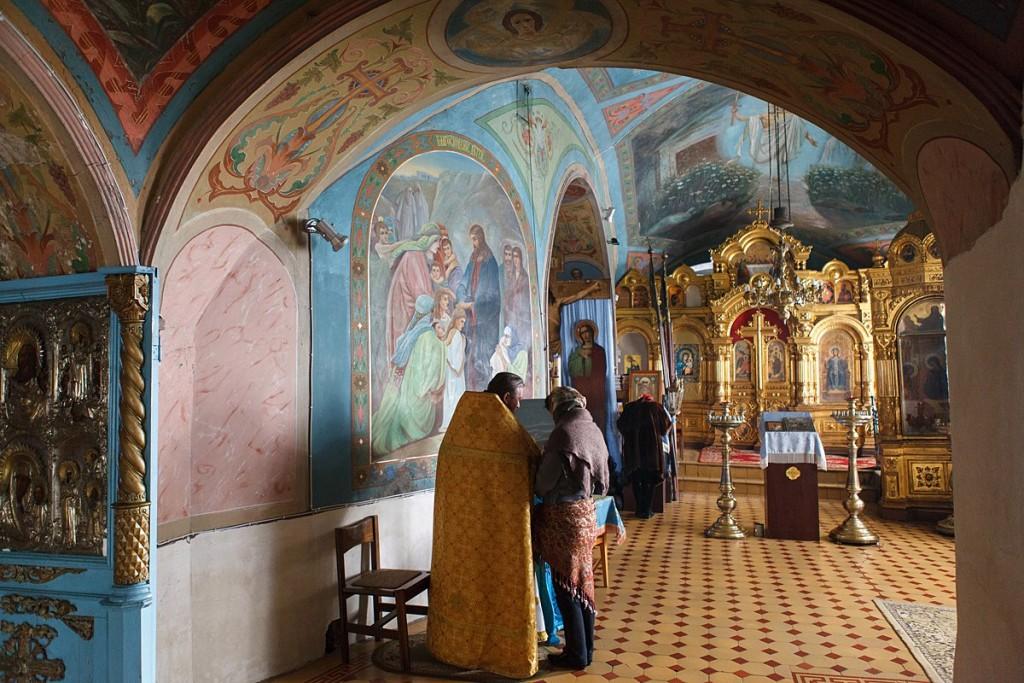 Деревня Санино, Свято-Никольский женский монастырь 21