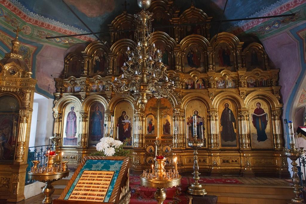 Деревня Санино, Свято-Никольский женский монастырь 22