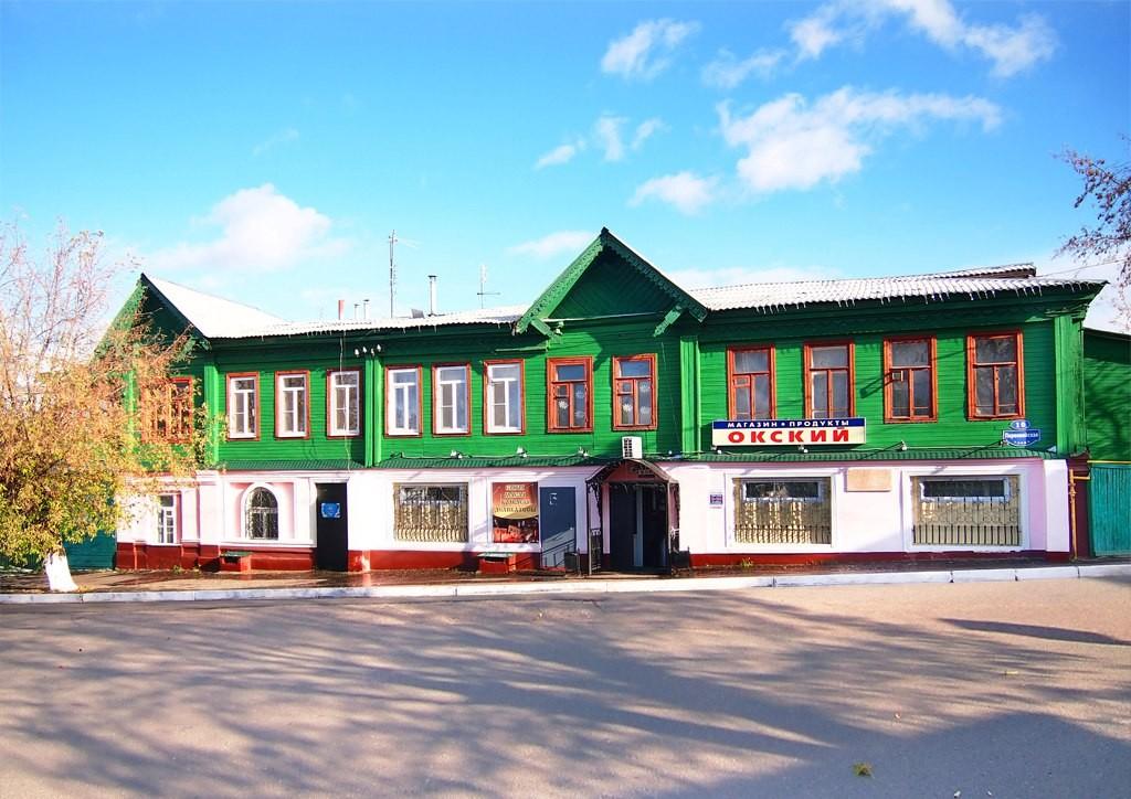 Дом Гладковых, XIX в., Муром