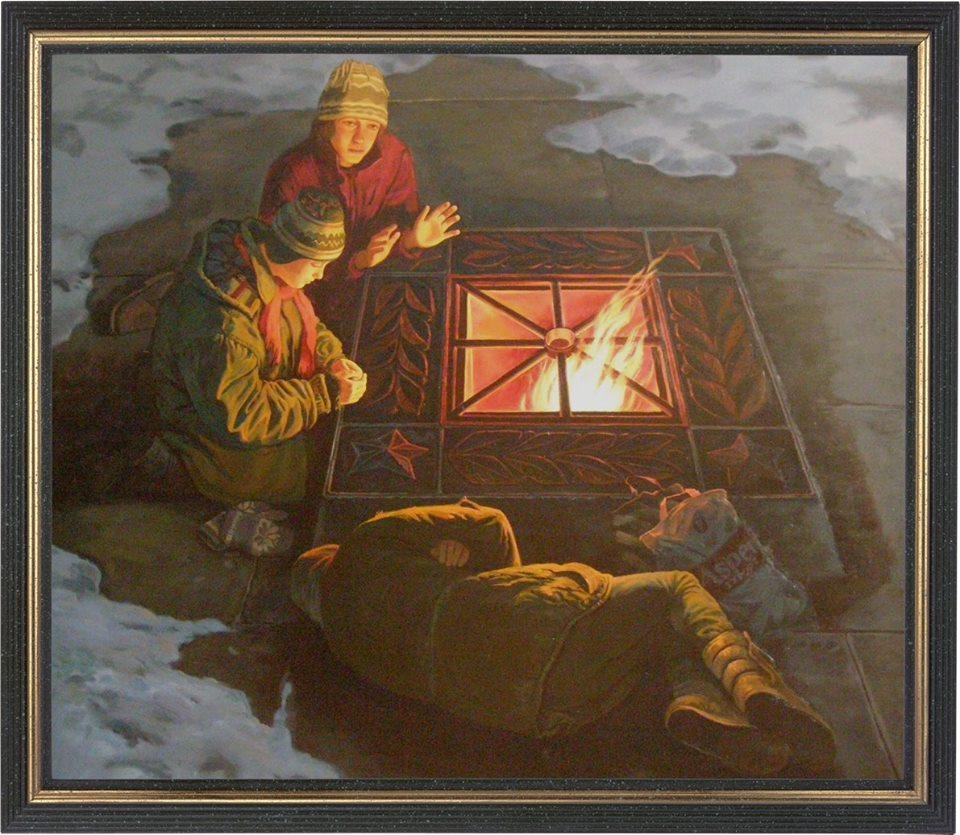 Жанровые картины Виктора Бычкова 10