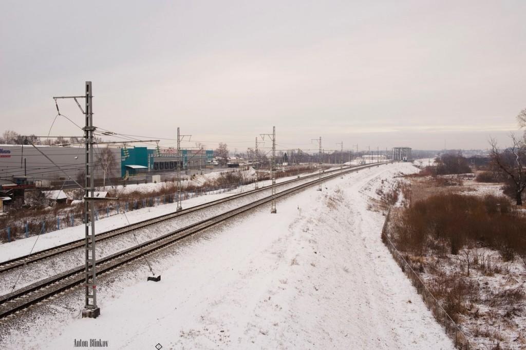 Железная дорога в Боголюбово 04