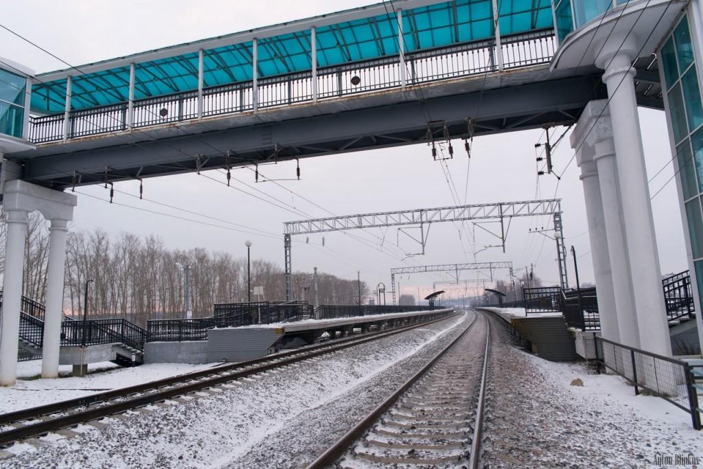 Железная дорога в Боголюбово 05