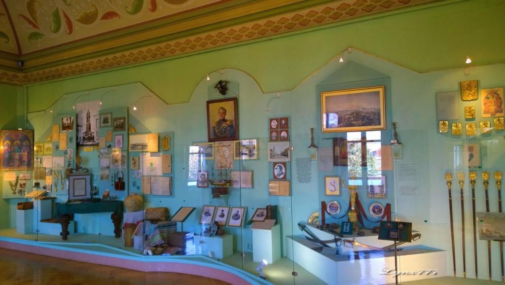 Здание исторического музея во Владимире 04
