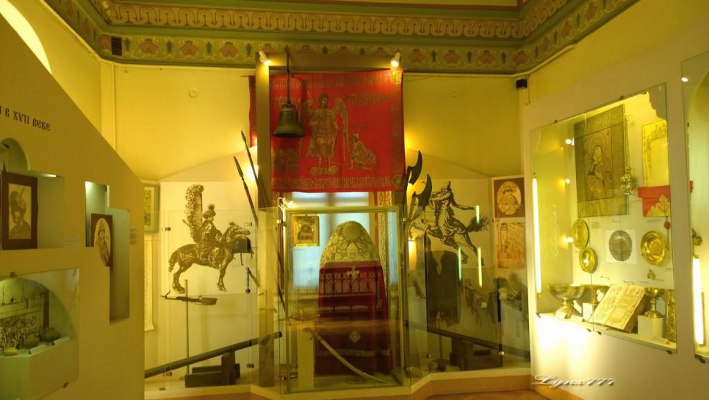 Здание исторического музея во Владимире 05