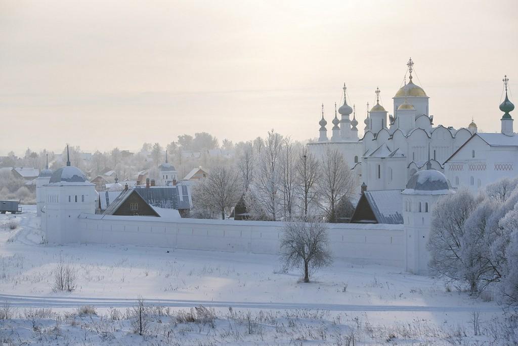 Зима. Владимир и Суздаль 01