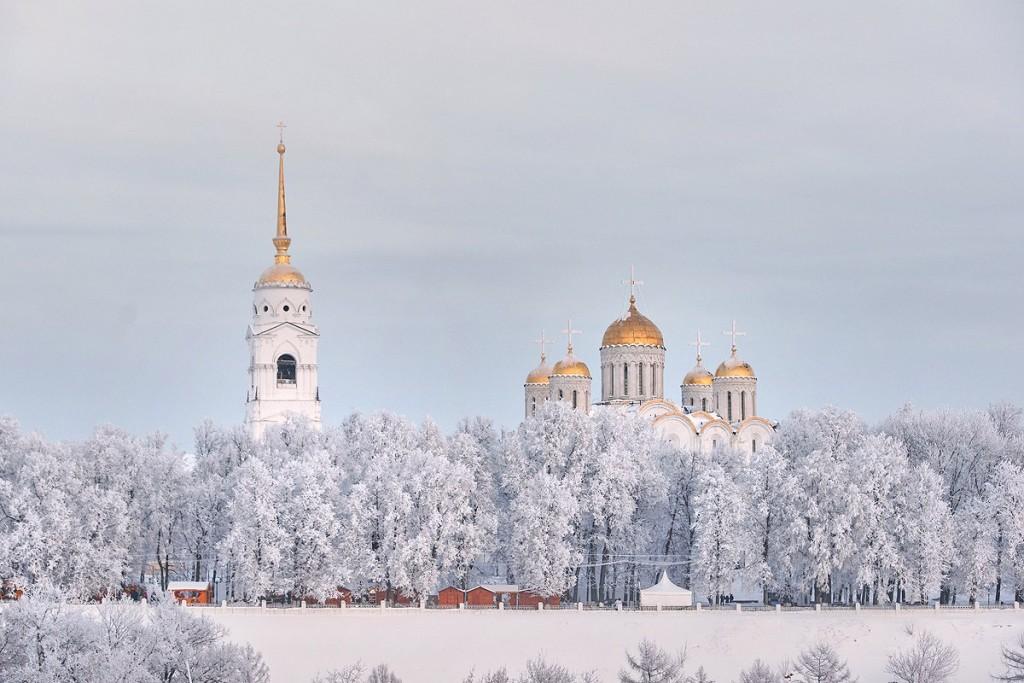 Зима. Владимир и Суздаль 02