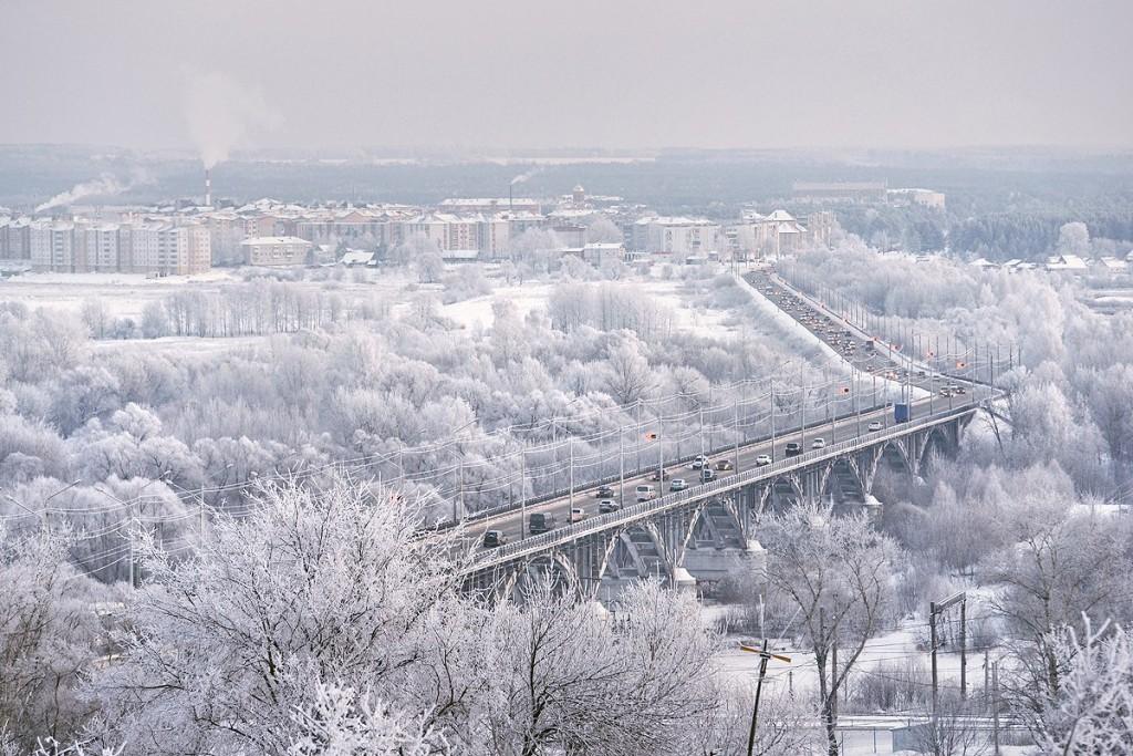 Зима. Владимир и Суздаль 03