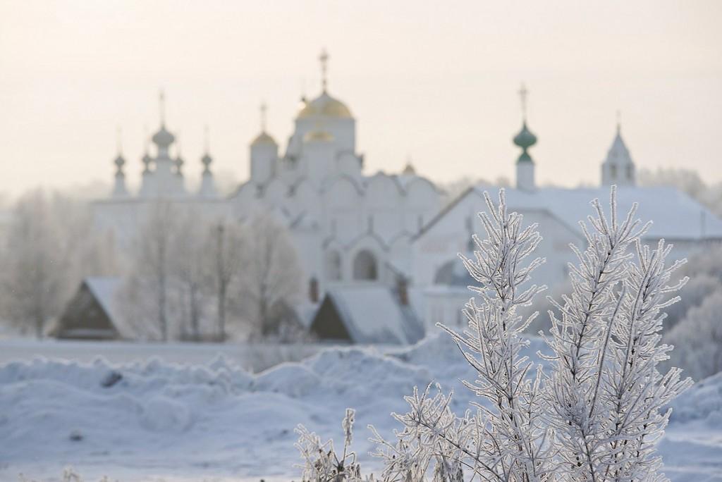 Зима. Владимир и Суздаль 04