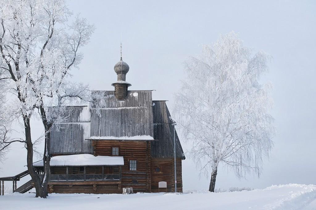 Зима. Владимир и Суздаль 05