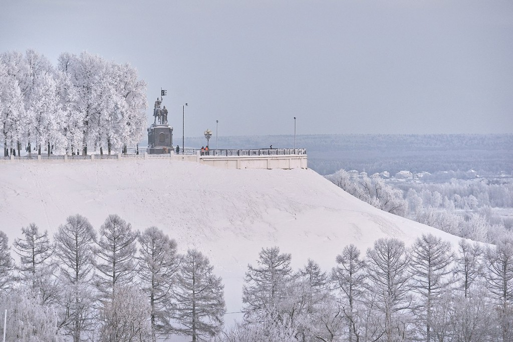 Зима. Владимир и Суздаль 06