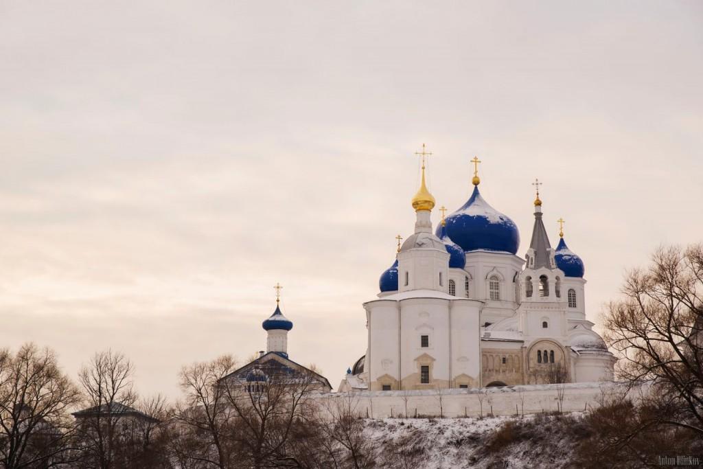 Зимнее Боголюбово Блинков