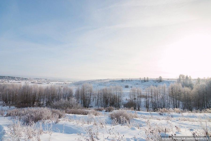 Зимняя покатуха от 4WD Club Владимир 12