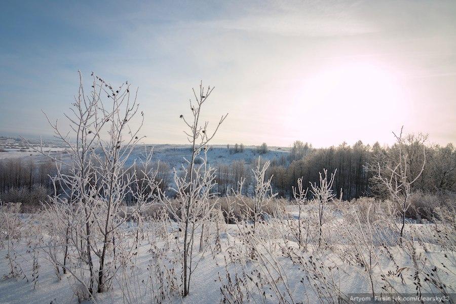 Зимняя покатуха от 4WD Club Владимир 13