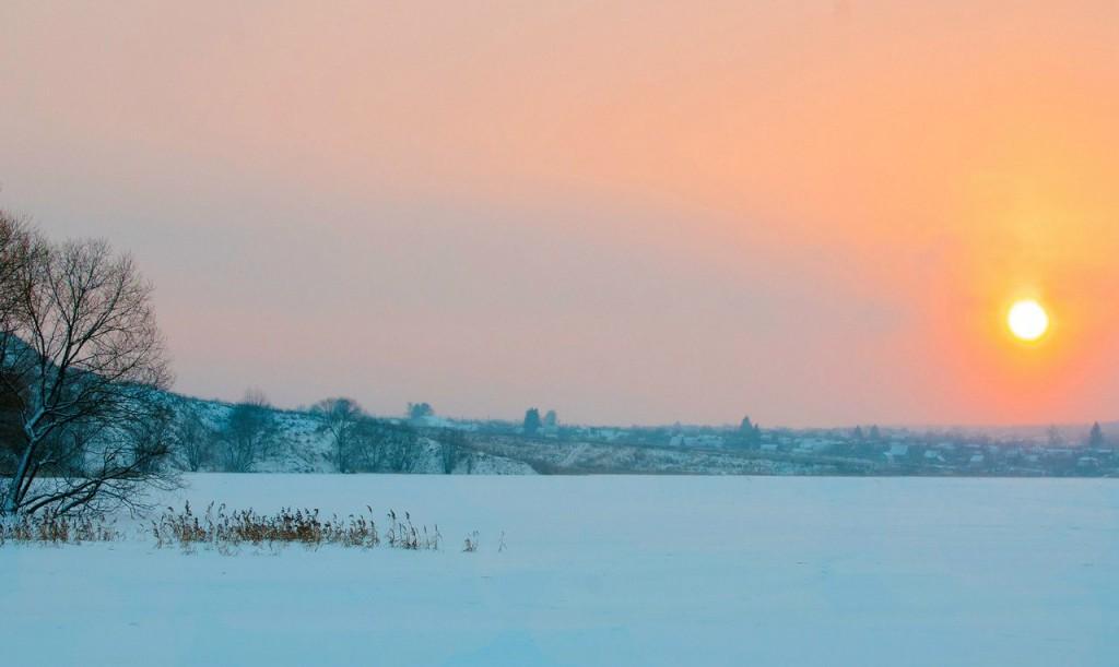 История одного январского заката от Бориса Пучкова 01