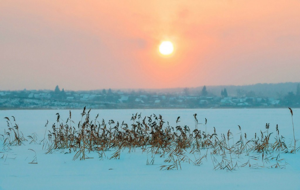 История одного январского заката от Бориса Пучкова 02