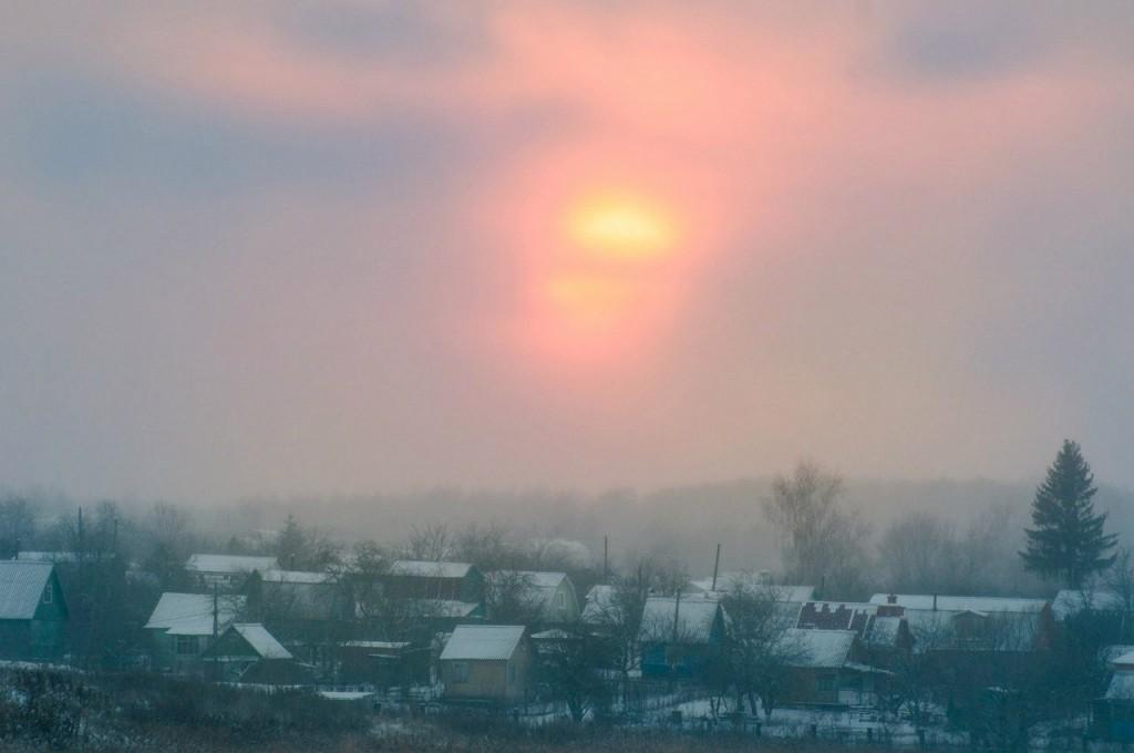 История одного январского заката от Бориса Пучкова 05