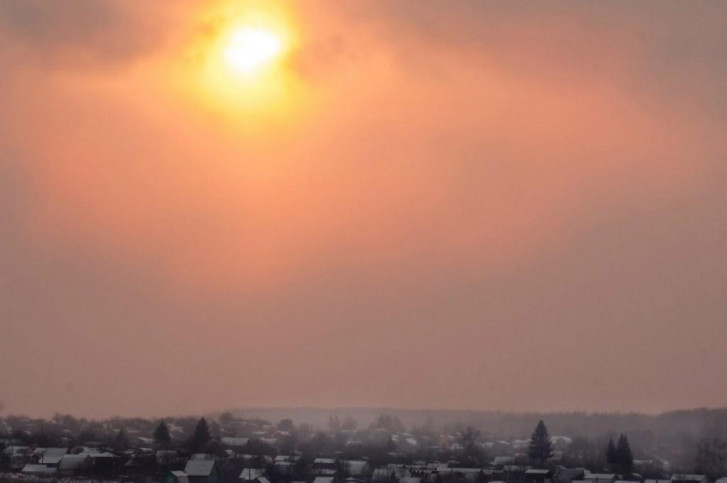 История одного январского заката от Бориса Пучкова 11