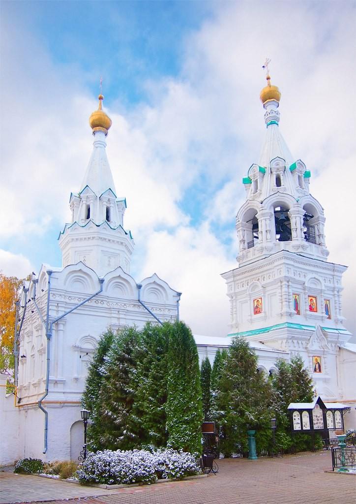 Казанская церковь в Троицком монастыре - Муром