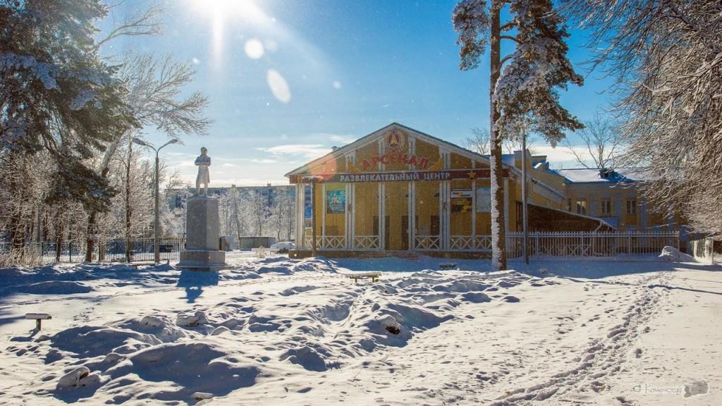 Ковровская зима от Александра Каменского