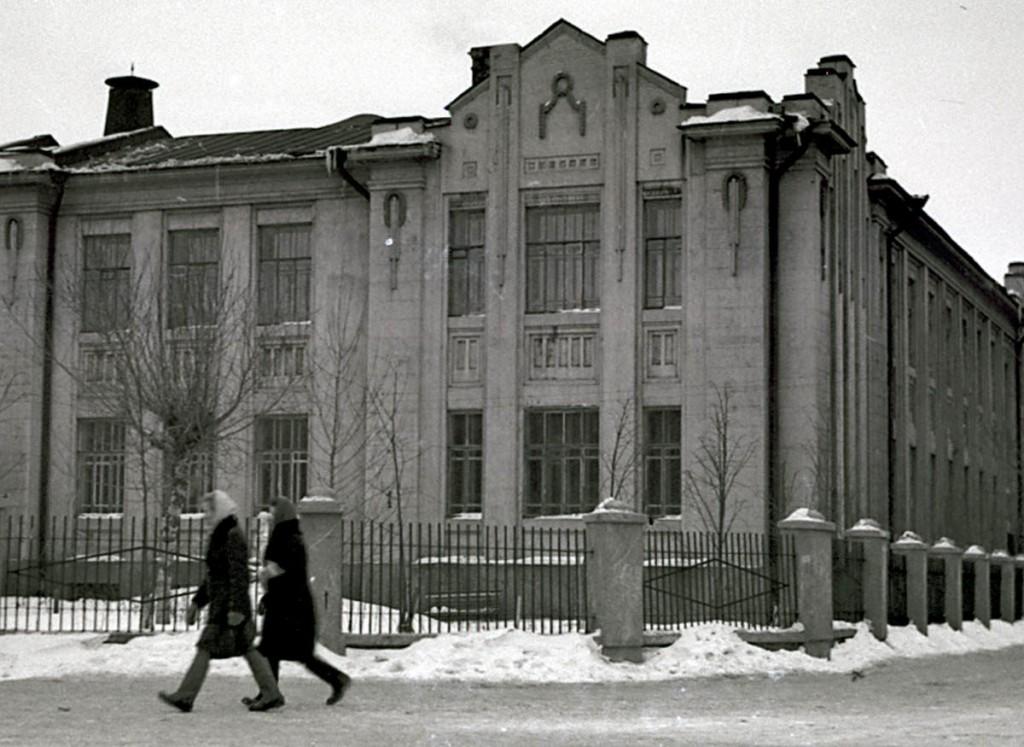 Ковров ХХ век, старые фото 02