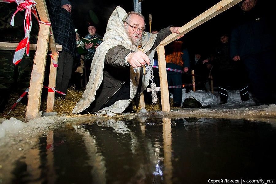 Крещение в Кидекше 11