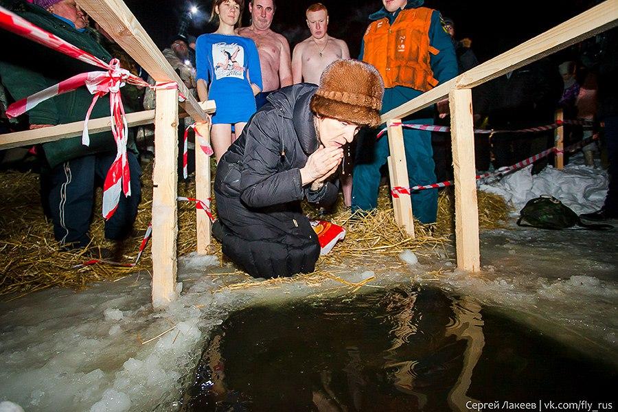 Крещение в Кидекше 12