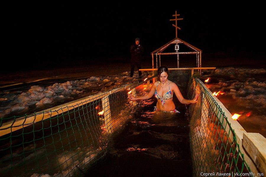 Крещение в Кидекше 13
