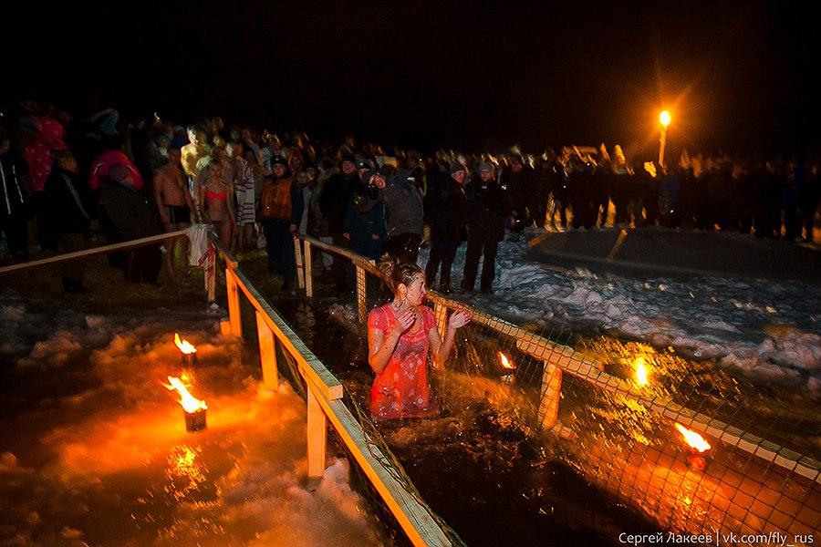 Крещение в Кидекше 14