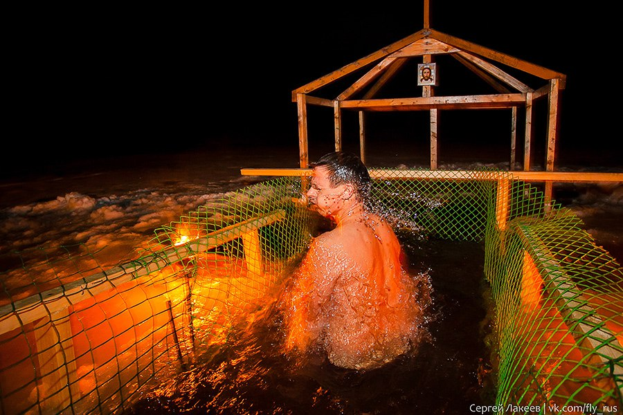 Крещение в Кидекше 15