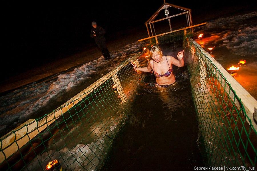Крещение в Кидекше 19