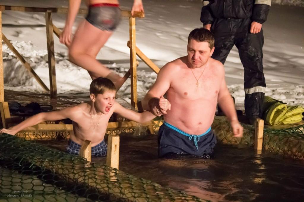 Крещение 2016, Семязино 11