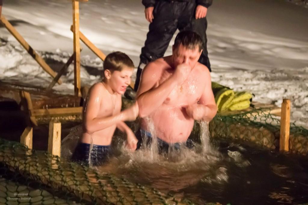 Крещение 2016, Семязино 13
