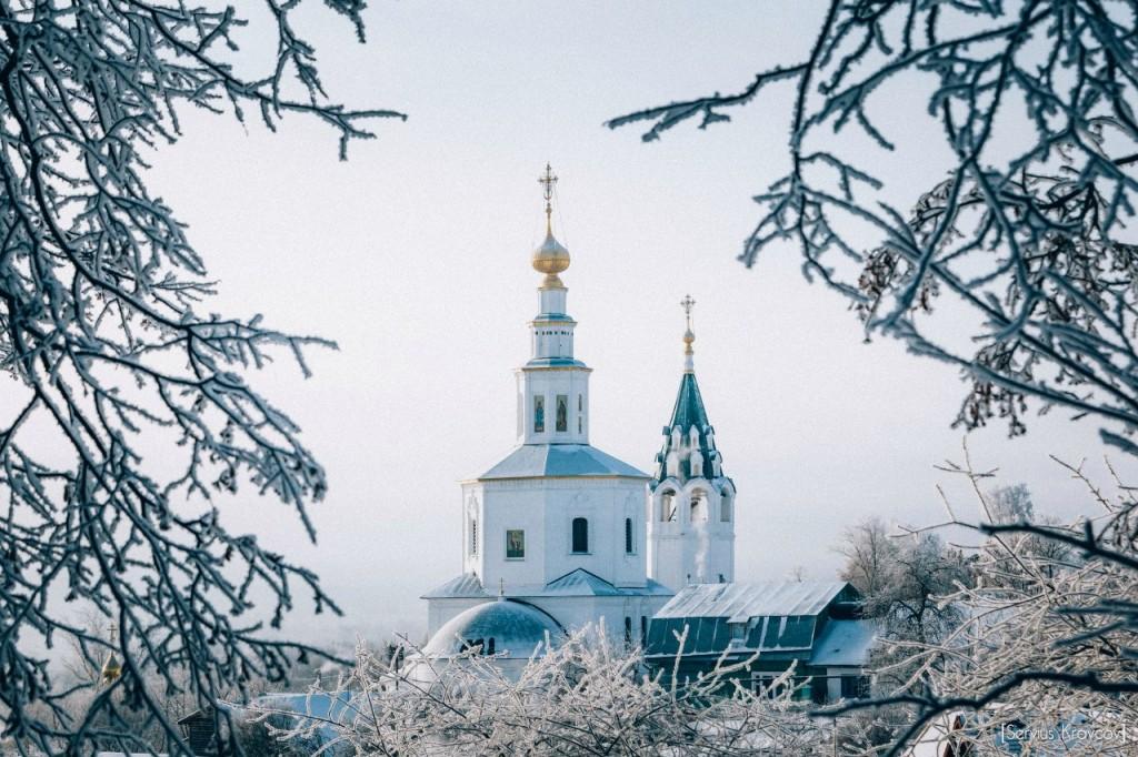 Мороз и солнце во Владимире 03