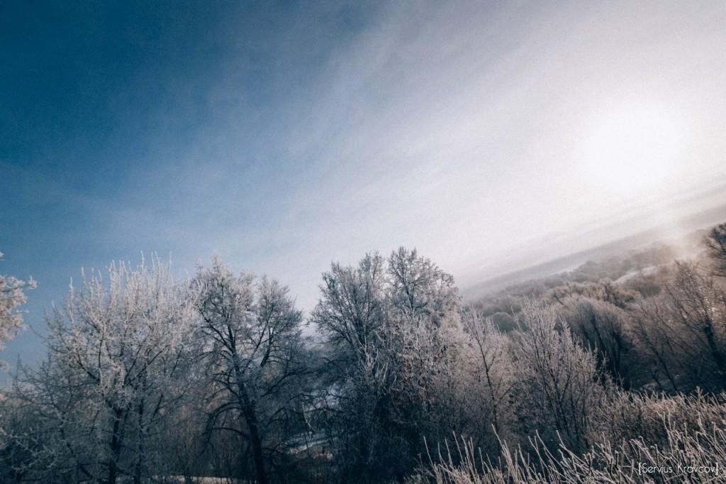 Мороз и солнце во Владимире 04