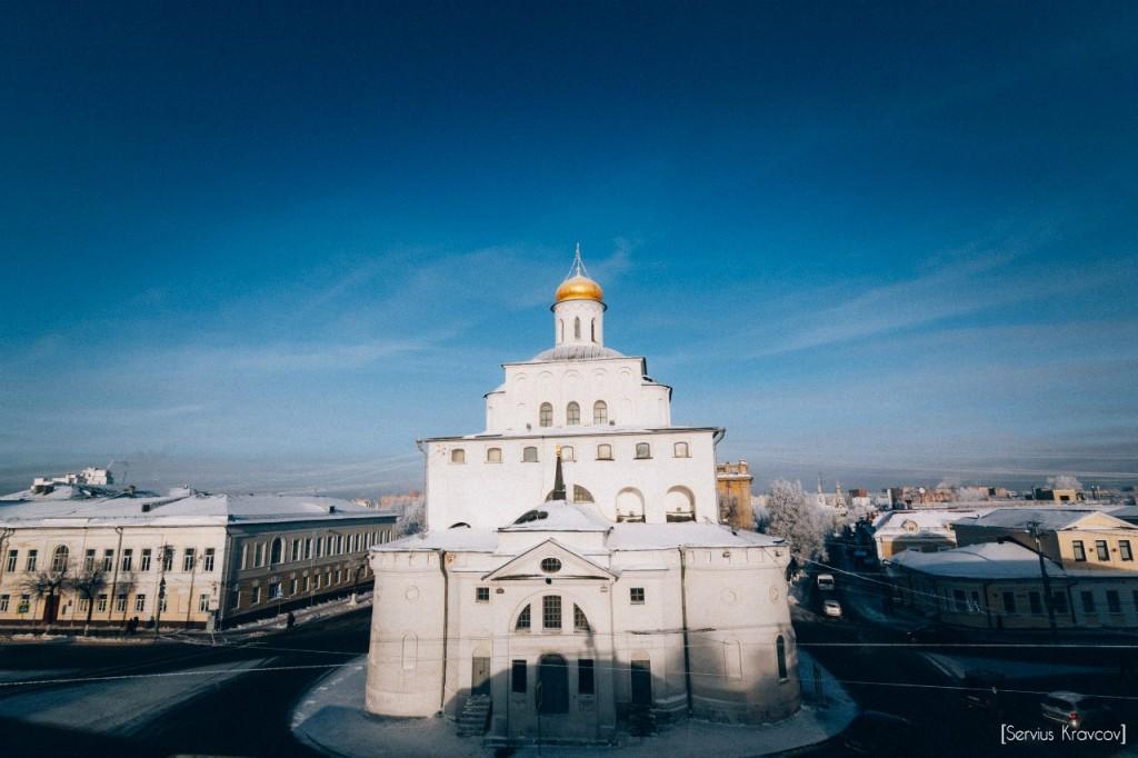 Мороз и солнце во Владимире 15