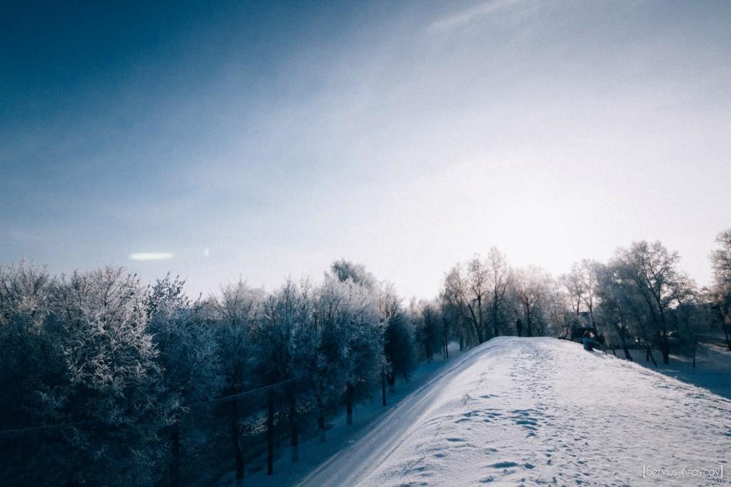Мороз и солнце во Владимире 16