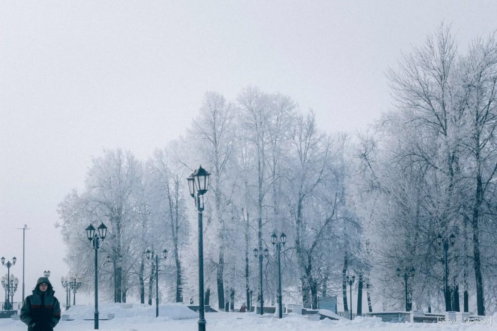 Мороз и солнце во Владимире 23