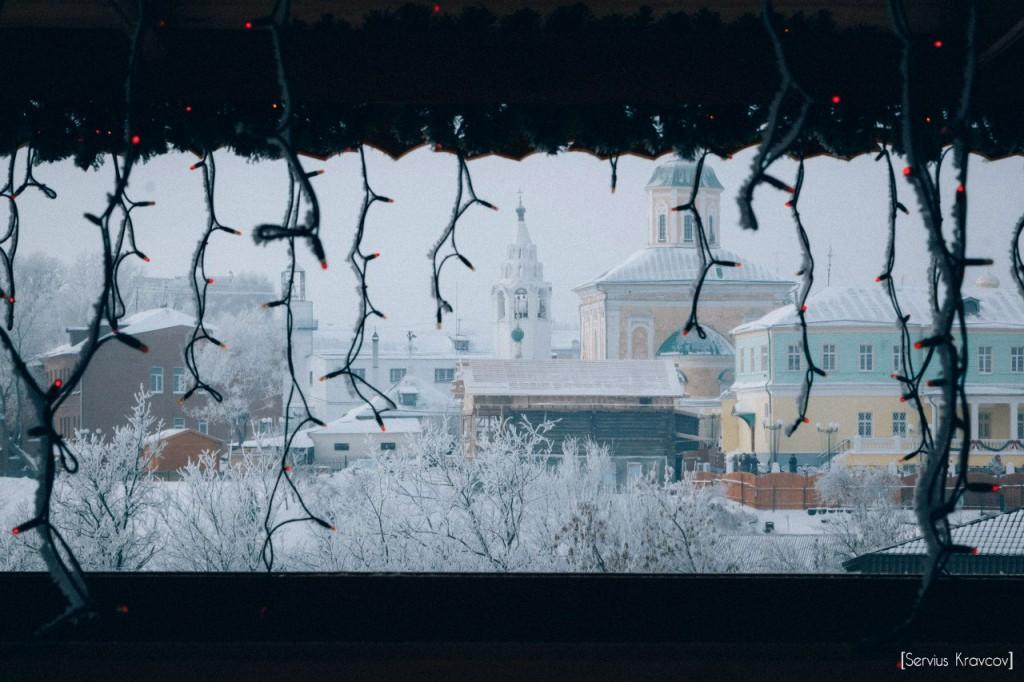 Мороз и солнце во Владимире 26