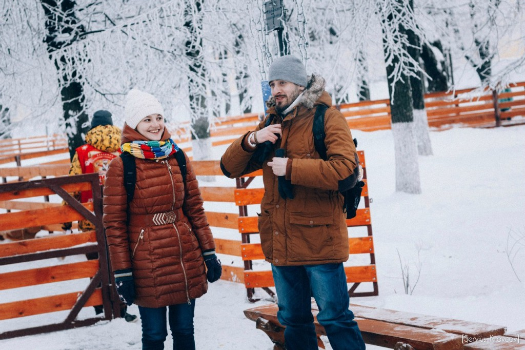 Мороз и солнце во Владимире 29