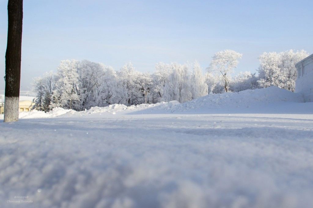 Мороз и солнце, день чудесный! 04