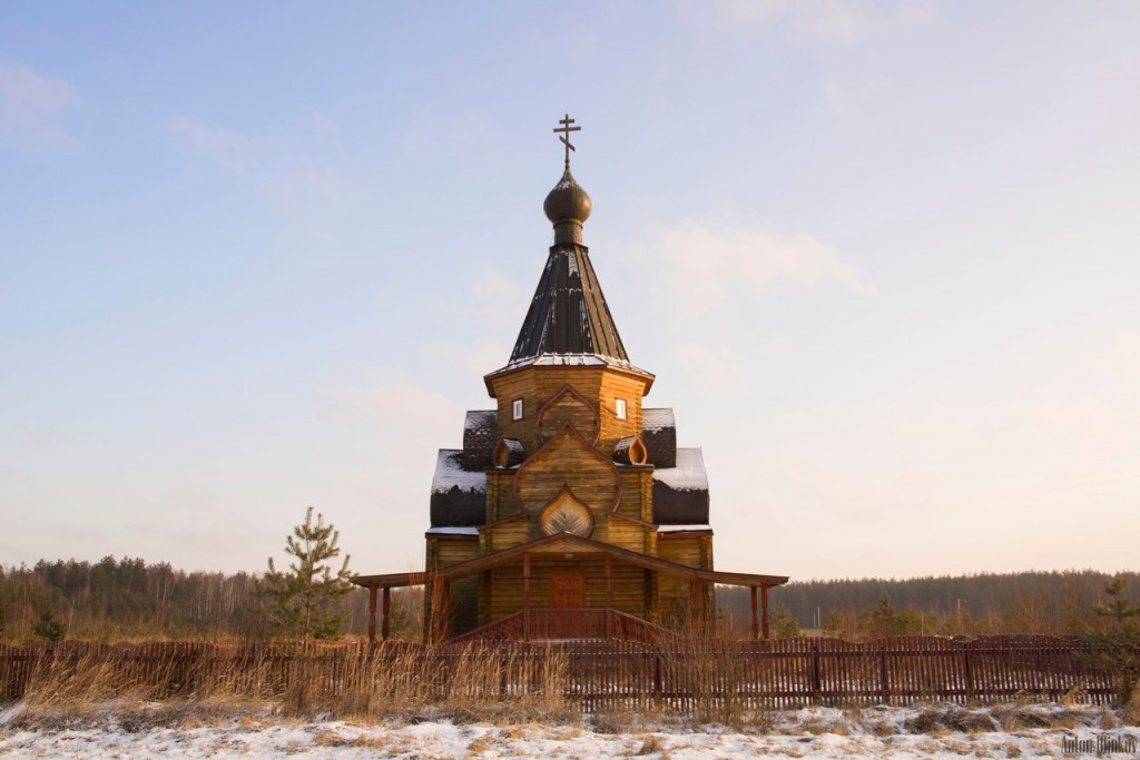 Неизвестная церковь в деревне Ямки Вязниковского р-на 02