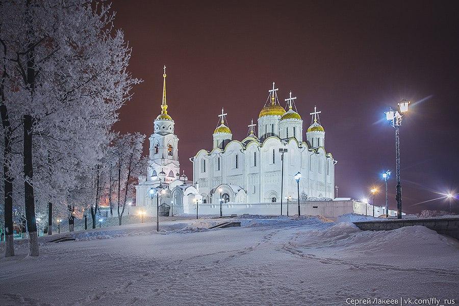 Новогодний Владимирский альбом 08