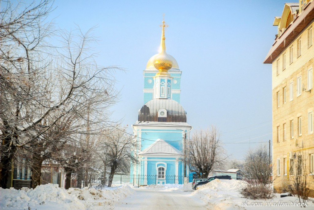 Новогодний Муром от Книги-журнала Владимирской области 02