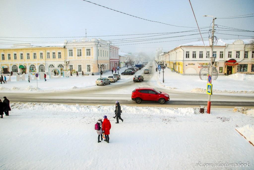 Новогодний Муром от Книги-журнала Владимирской области 03