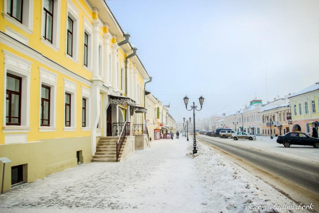 Новогодний Муром от Книги-журнала Владимирской области 04
