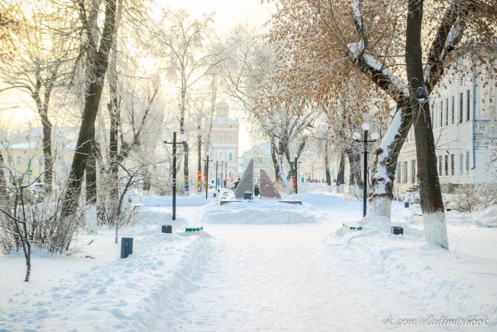 Новогодний Муром от Книги-журнала Владимирской области 05